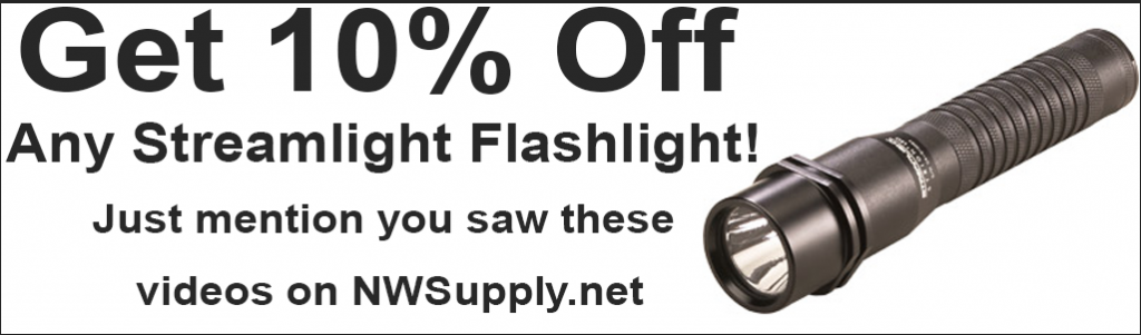10% Off Streamlight